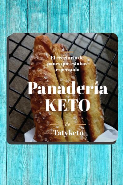 tatyketo comparte un recetario depanes en la alimentacion cetogenica